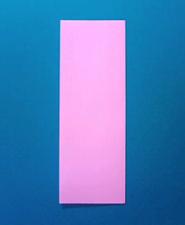 ハートのカードの折り方2