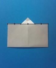 えんぴつの手紙の折り方5b
