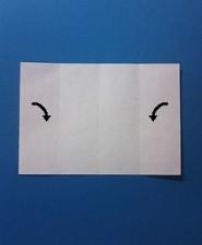 ふうとうの折り方4