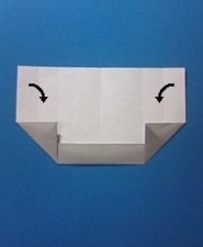 ふうとうの折り方8