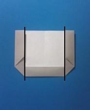 ふうとうの折り方9